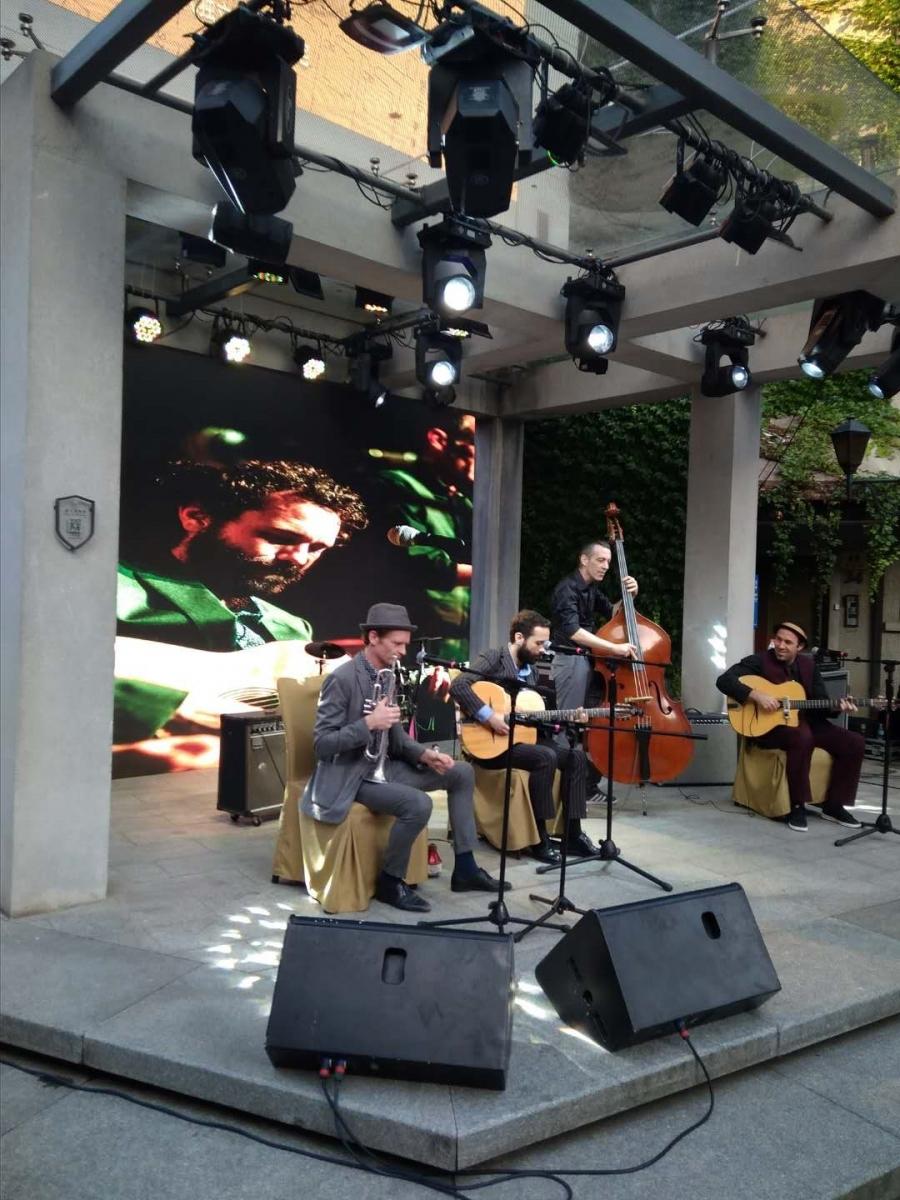 上海思南公馆:充满法式浪漫的夏至音乐会_图1-4