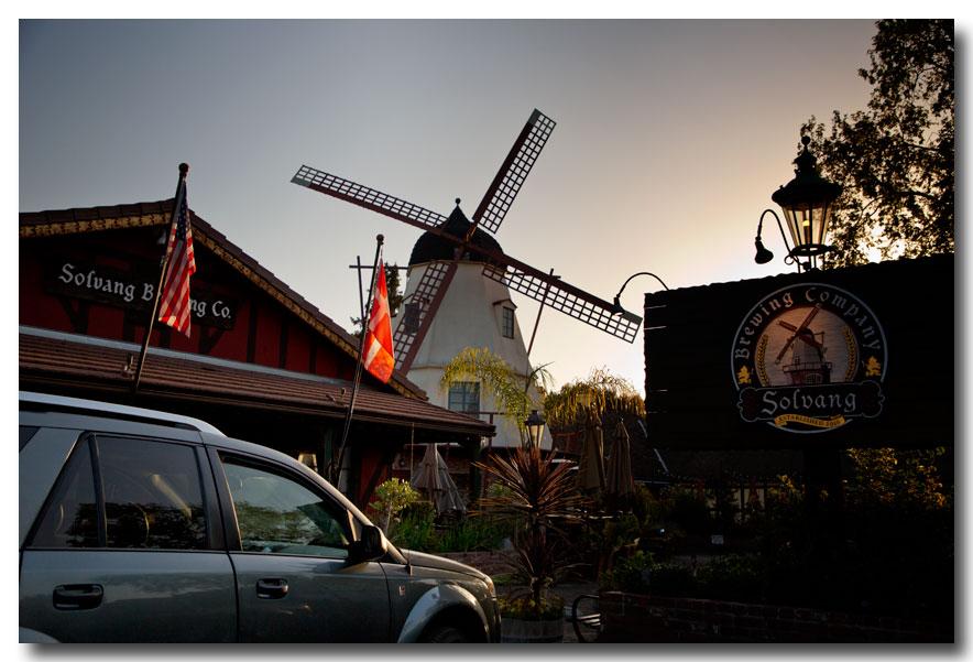 《酒一船摄影》:南加州的丹麦风小镇:Solvang_图1-20