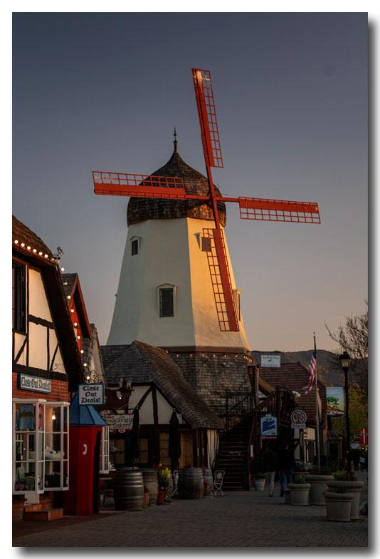 《酒一船摄影》:南加州的丹麦风小镇:Solvang_图1-25