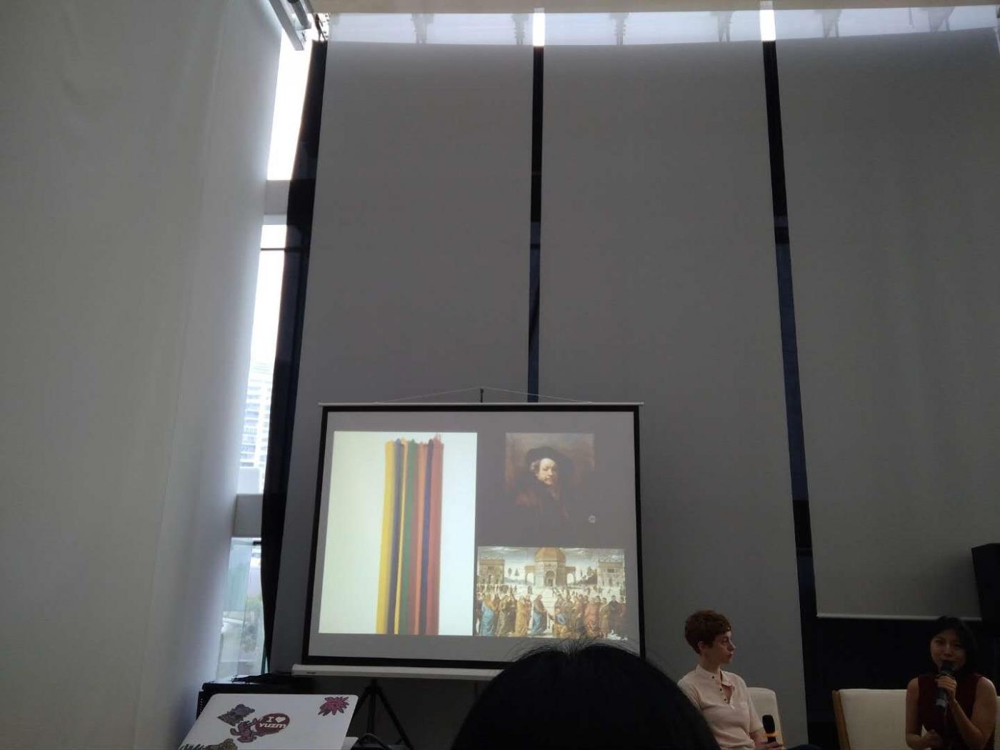 画布即身体(上海余德耀美术馆)_图1-9