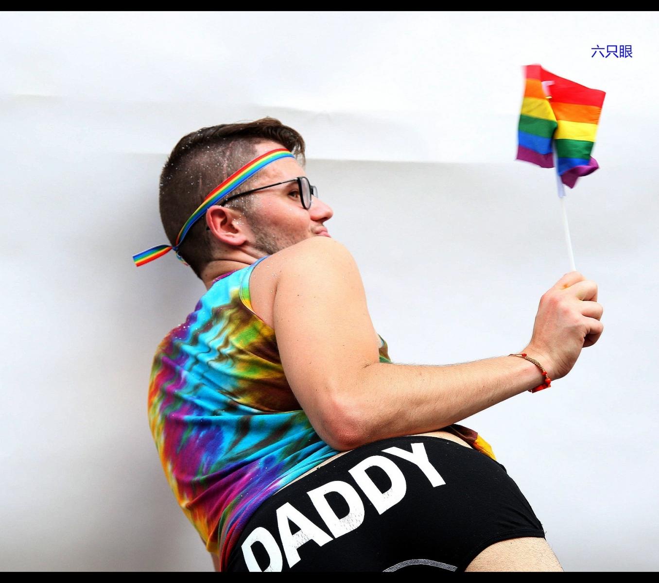 六只眼:2018纽约同性恋游行_图1-17