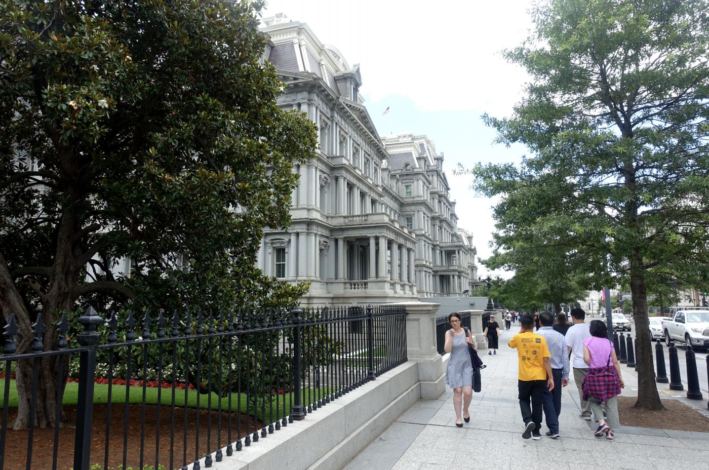 20年后重游美国首都华盛顿有感_图1-8