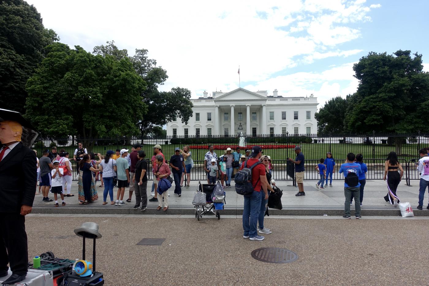 20年后重游美国首都华盛顿有感_图1-5