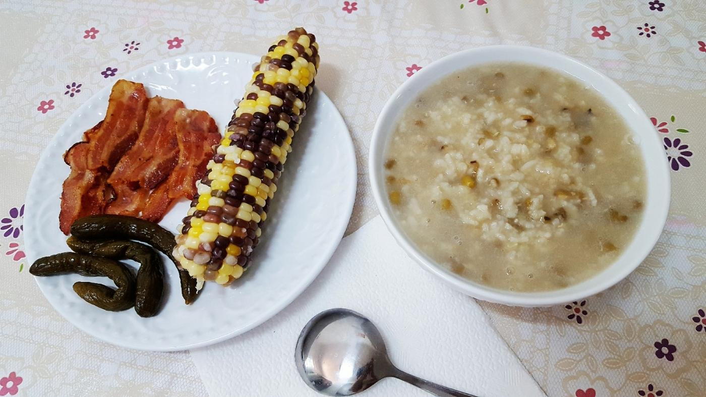 [田螺随拍]分享我做给女儿吃的夏日午餐_图1-10