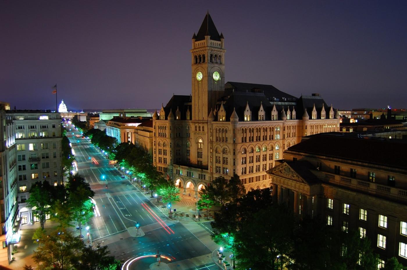 从这家星级酒店看特朗普的经营头脑_图1-5