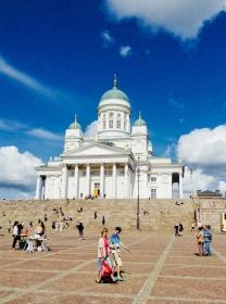《摄影》芬兰-赫尔辛基夏日掠影