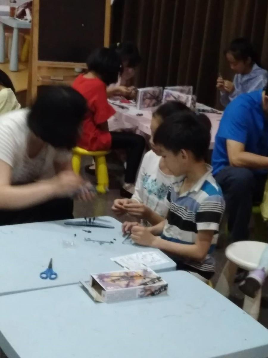 上海余德耀美术馆:小创客工作坊_图1-2
