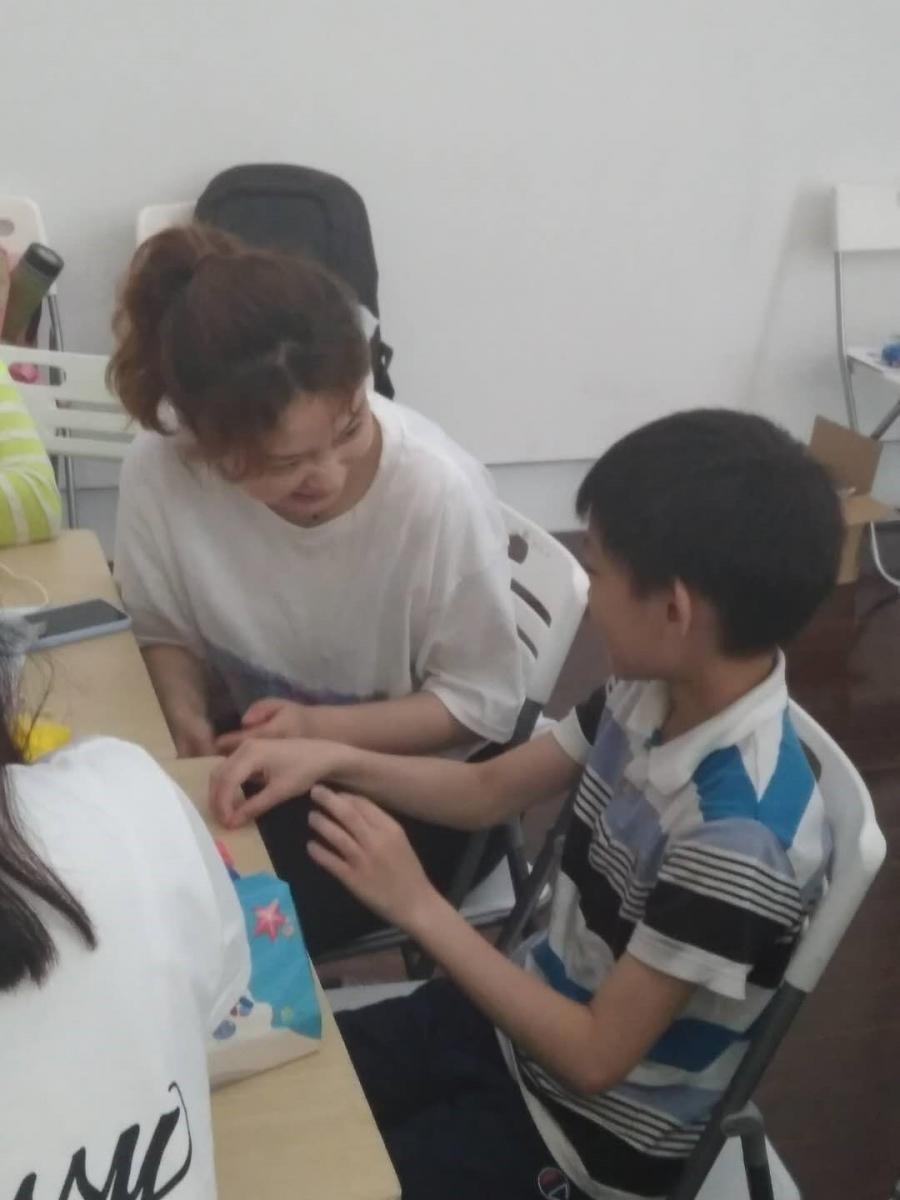 上海余德耀美术馆:小创客工作坊_图1-16