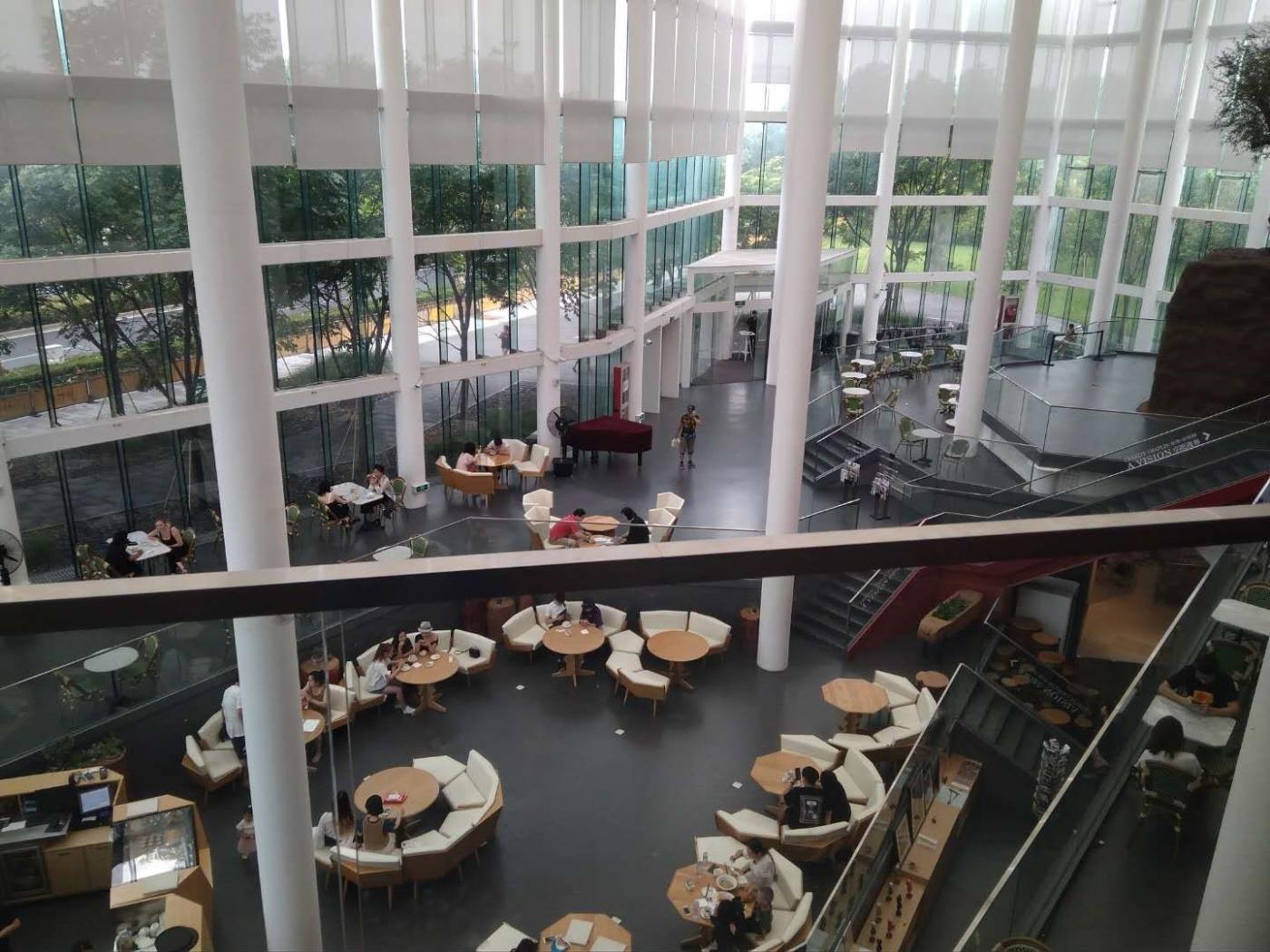 上海余德耀美术馆:小创客工作坊_图1-17