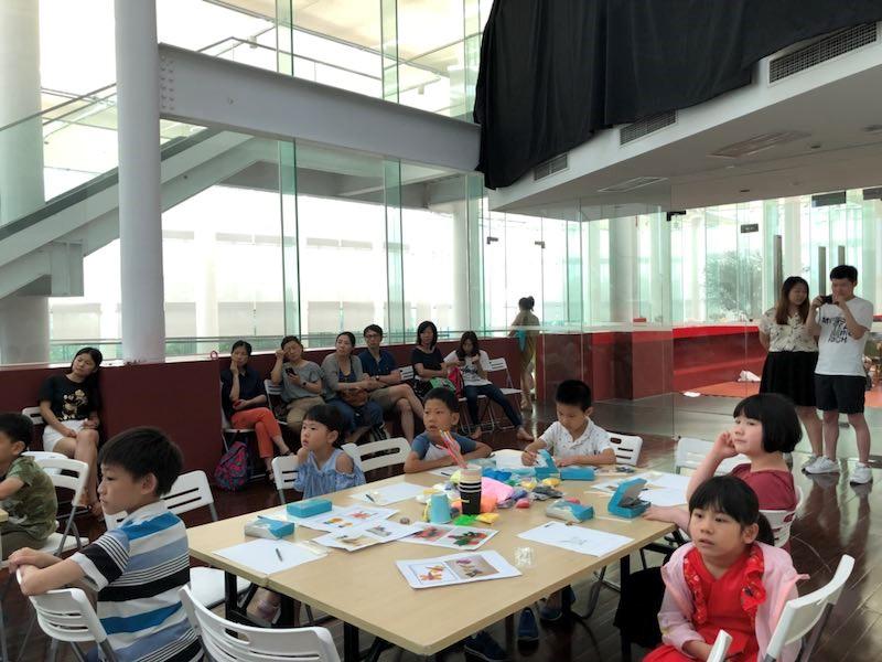 上海余德耀美术馆:小创客工作坊_图1-18