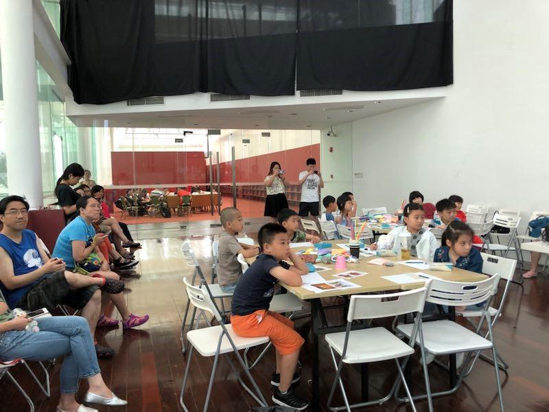 上海余德耀美术馆:小创客工作坊_图1-19