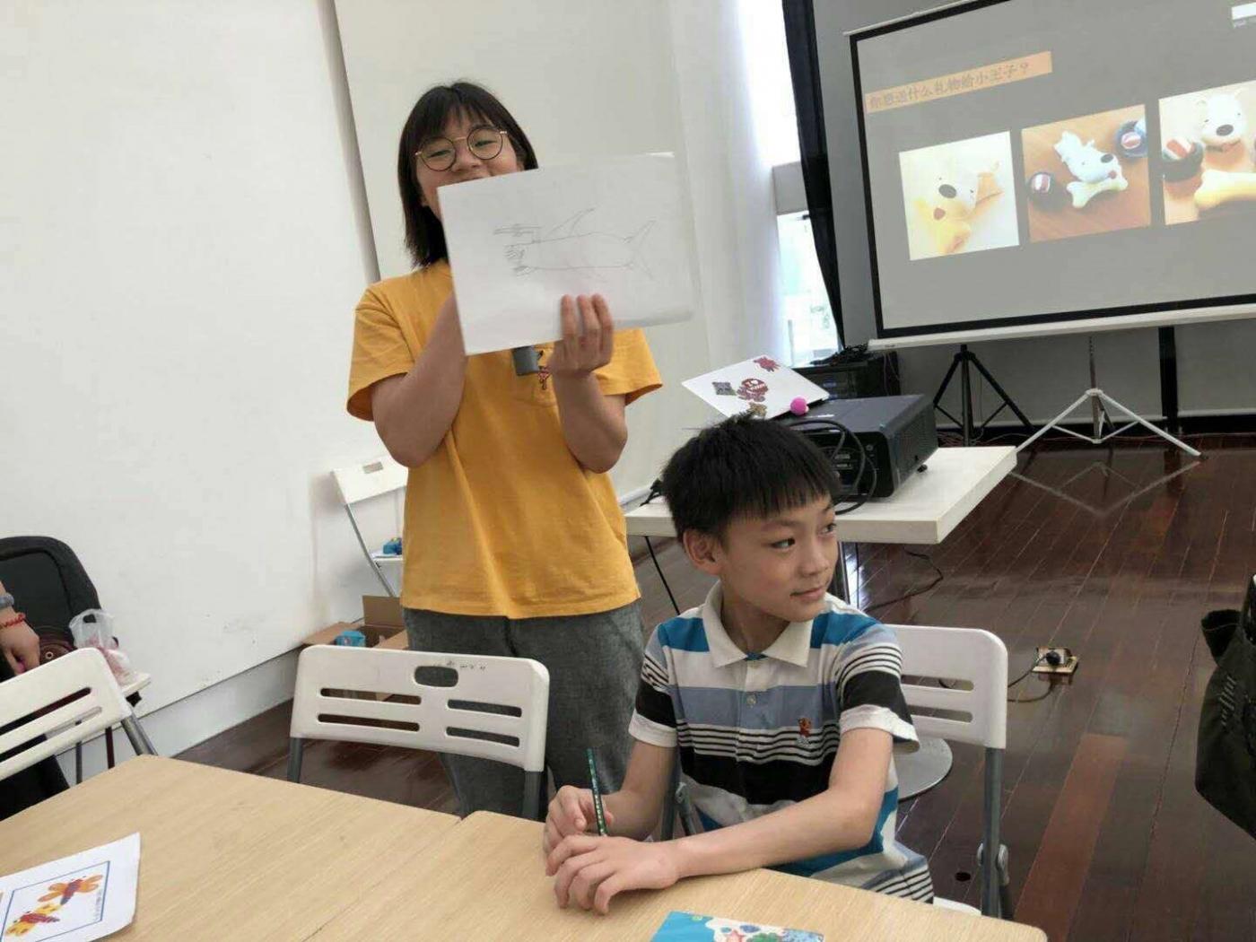 上海余德耀美术馆:小创客工作坊_图1-20