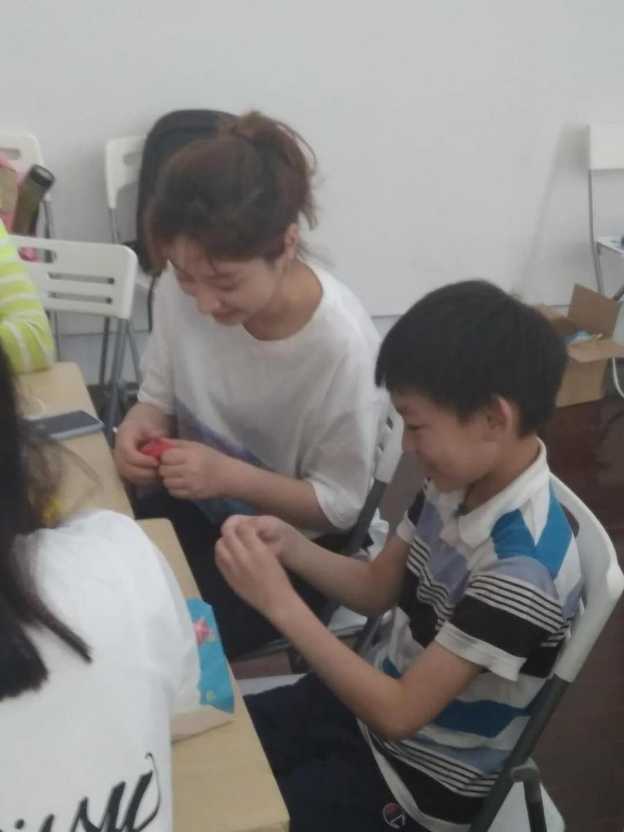 上海余德耀美术馆:小创客工作坊_图1-23