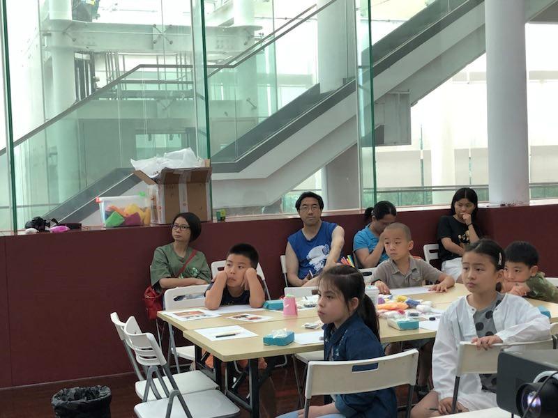 上海余德耀美术馆:小创客工作坊_图1-22