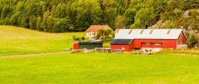 北欧旅途,农村的生活可以是这样的