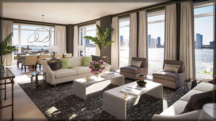 今年第25周著名建筑大师Robert A.M Stern的全新公寓70 Vestry Street尚未完工过户忙!  ..._图1-10