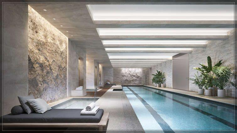 今年第25周著名建筑大师Robert A.M Stern的全新公寓70 Vestry Street尚未完工过户忙!  ..._图1-17