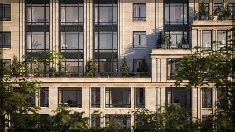 今年第25周著名建筑大师Robert A.M Stern的全新公寓70 Vestry Street尚未完工过户忙!  ..._图1-14