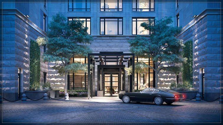 今年第25周著名建筑大师Robert A.M Stern的全新公寓70 Vestry Street尚未完工过户忙!  ..._图1-15
