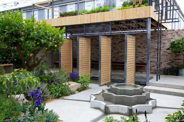 Sarills Garden & 日本庭园_图1-2