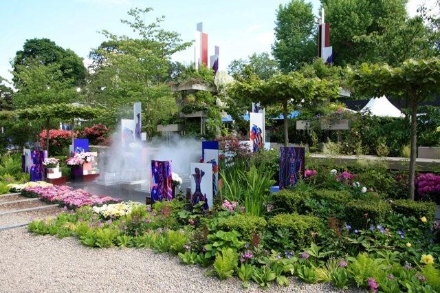 Sarills Garden & 日本庭园_图1-4