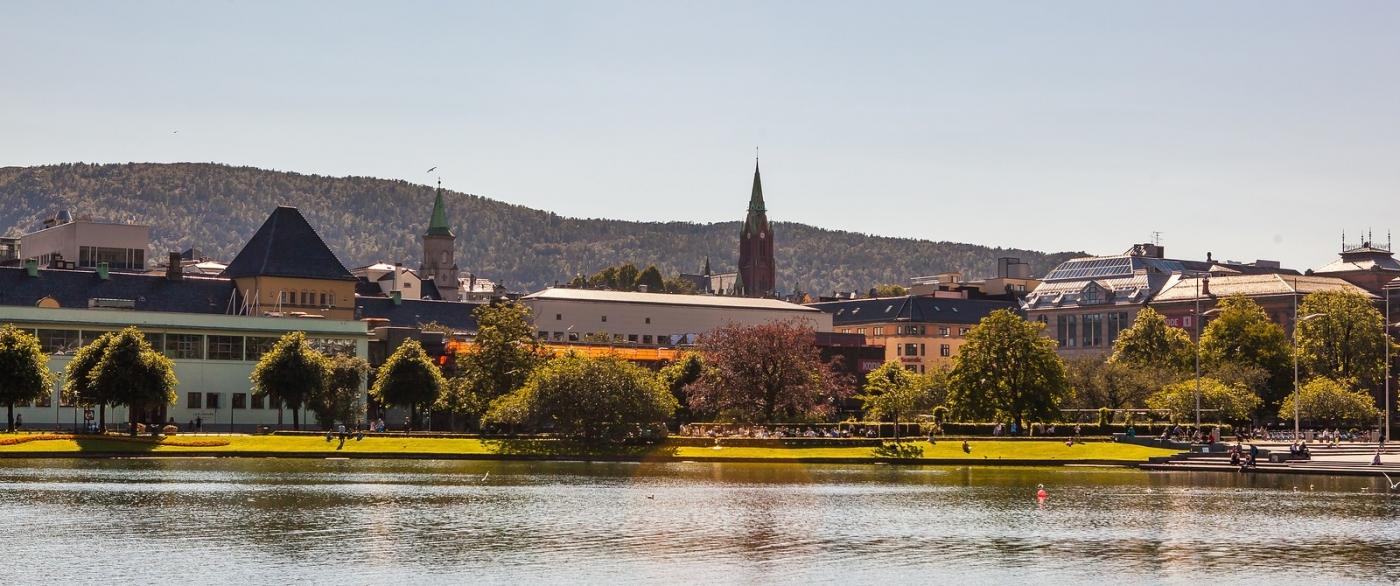 挪威卑尔根市(Bergen),名副其实的旅游名城_图1-4