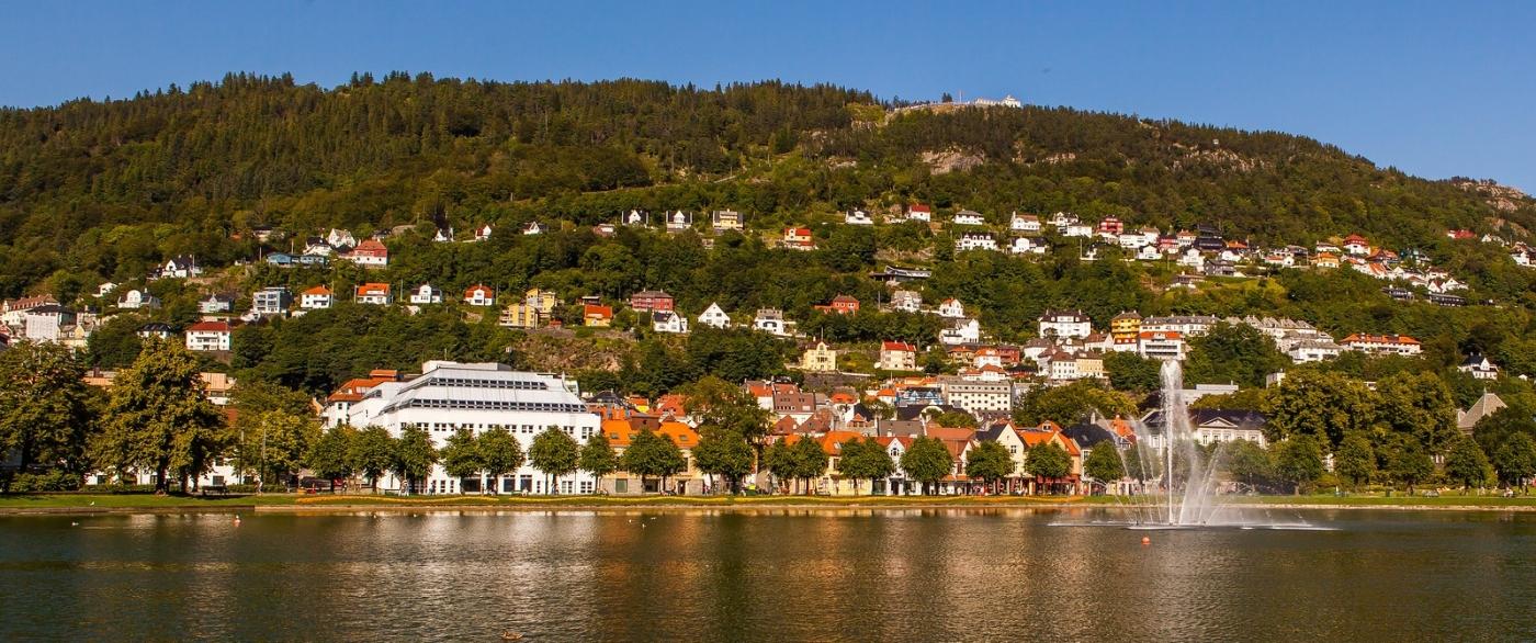 挪威卑尔根市(Bergen),名副其实的旅游名城_图1-5