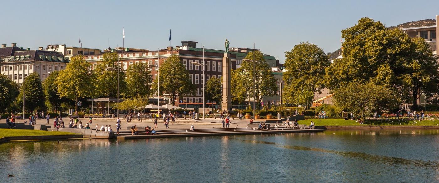 挪威卑尔根市(Bergen),名副其实的旅游名城_图1-6