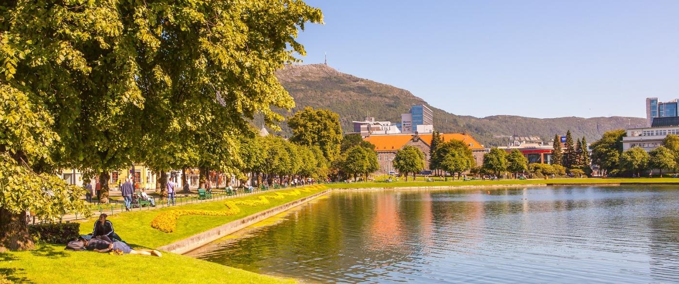 挪威卑尔根市(Bergen),名副其实的旅游名城_图1-7