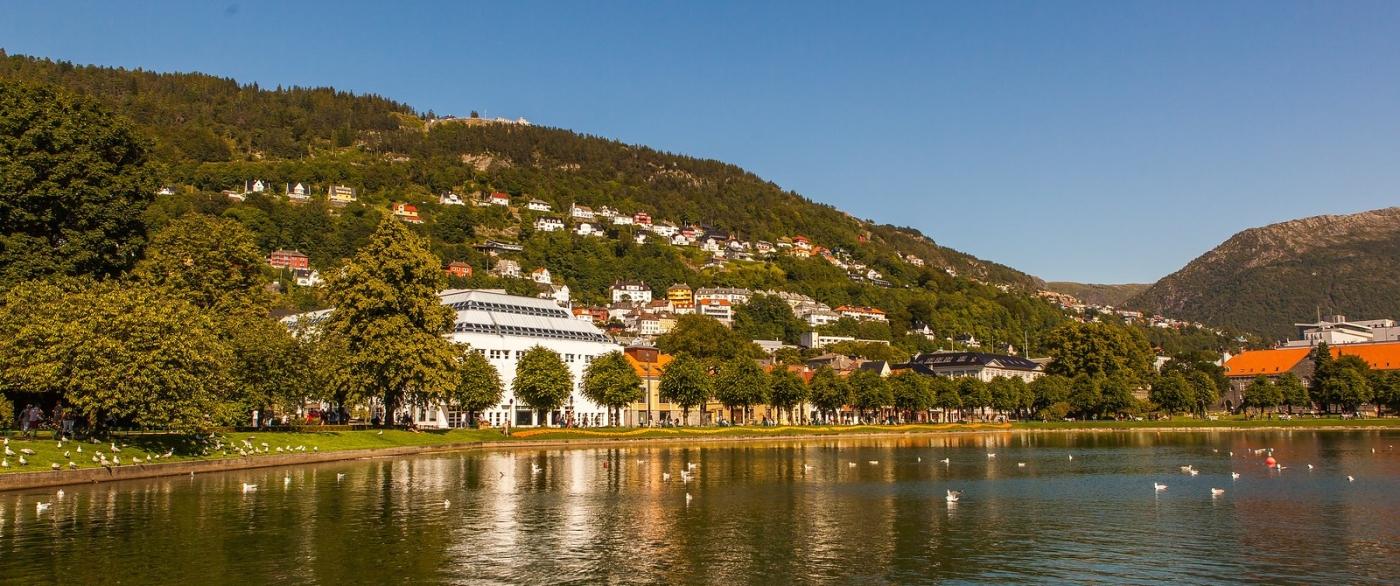 挪威卑尔根市(Bergen),名副其实的旅游名城_图1-10
