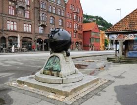 卑尔根-----见证挪威的历史