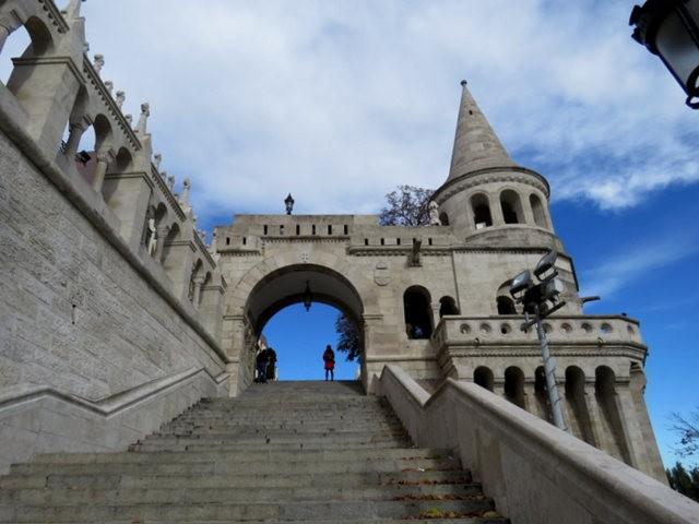 城堡山----布达佩斯_图1-3