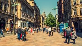 苏格兰格拉斯哥(Glasgow), 曾经大英帝国第