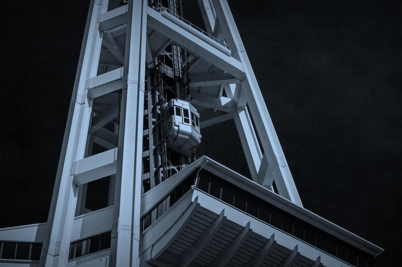 美国西雅图,太空针塔的英姿_图1-3