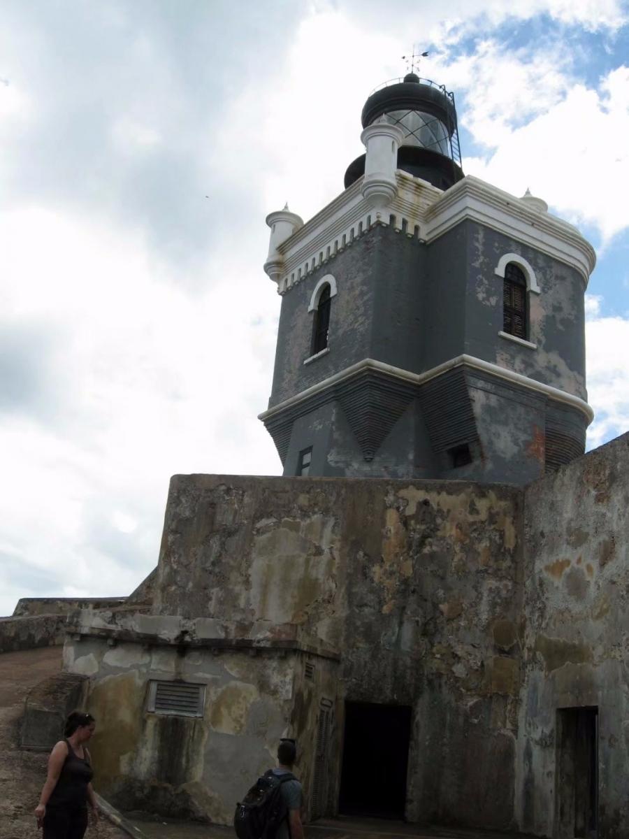 加勒比好人:细心的导游员_图1-1