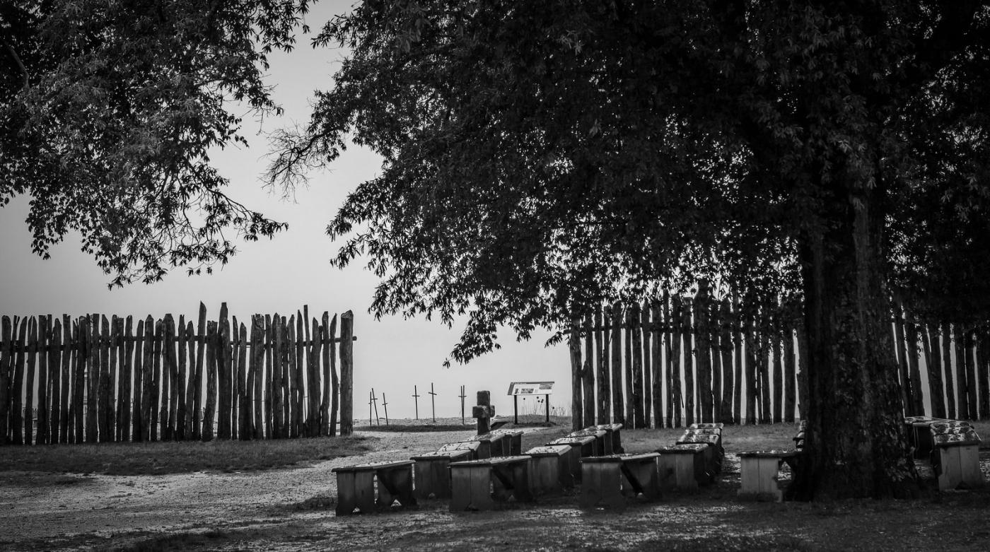 詹姆斯敦殖民地公园,历史需要真实_图1-5