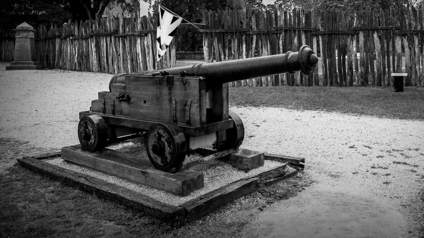 詹姆斯敦殖民地公园,历史需要真实_图1-2