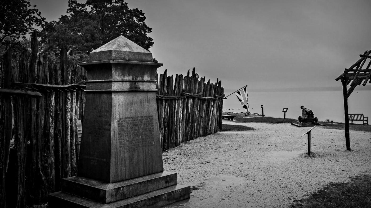 詹姆斯敦殖民地公园,历史需要真实_图1-1