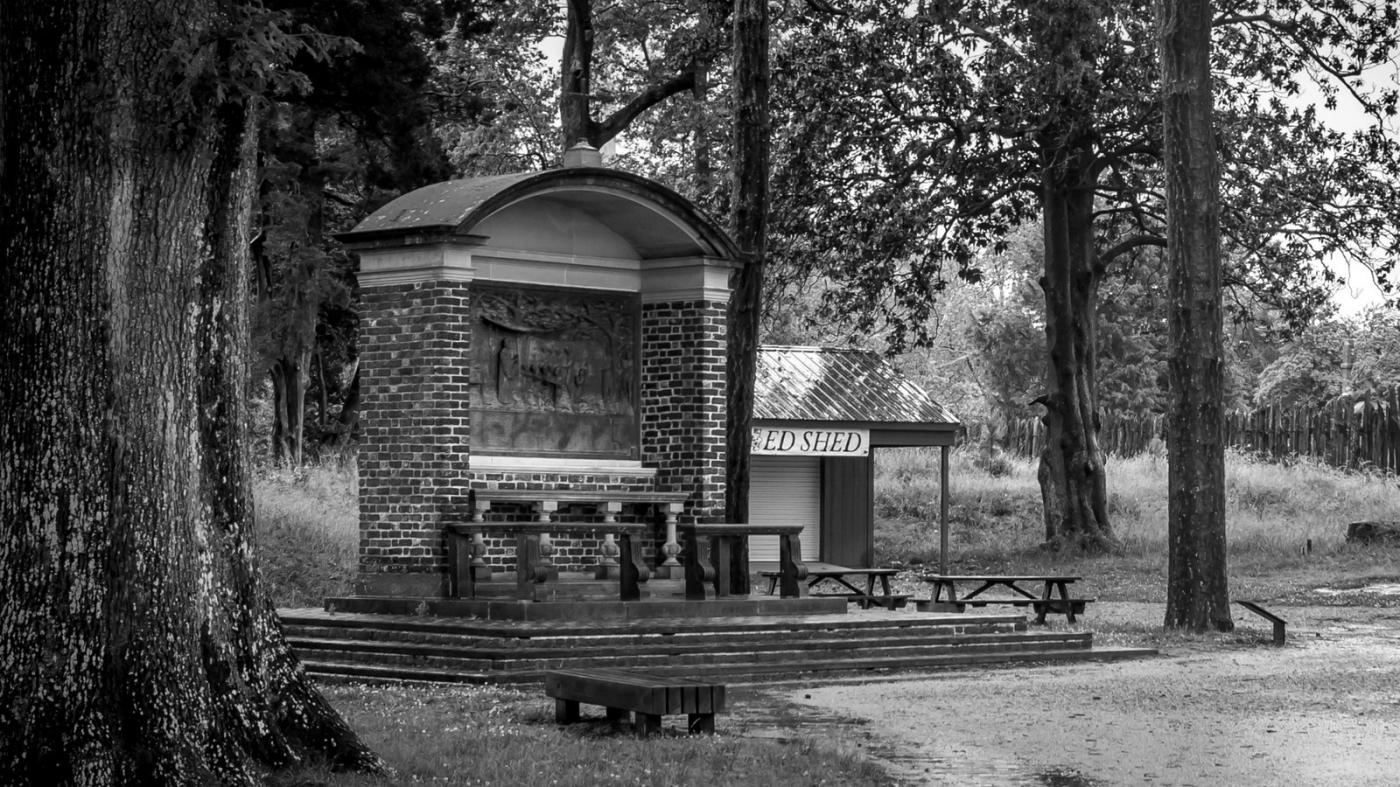 詹姆斯敦殖民地公园,历史需要真实_图1-11