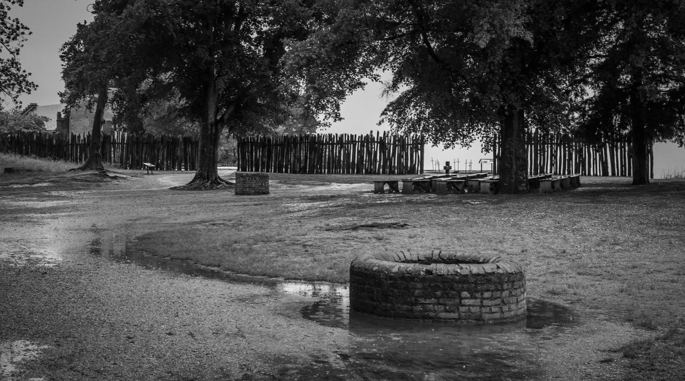 詹姆斯敦殖民地公园,历史需要真实_图1-13