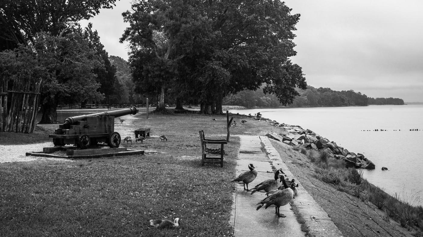 詹姆斯敦殖民地公园,历史需要真实_图1-15