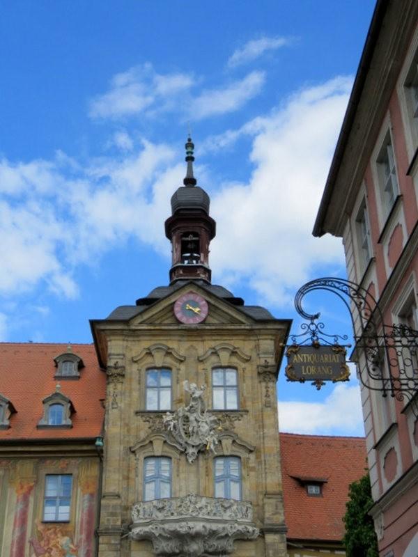 班贝格的旧市政厅-中世纪的珍珠_图1-8