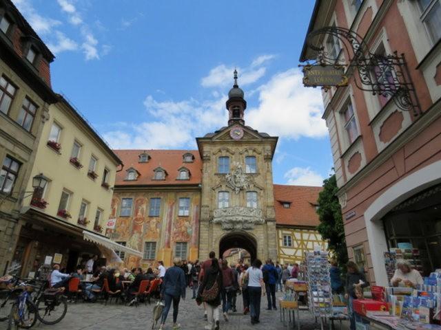班贝格的旧市政厅-中世纪的珍珠_图1-10