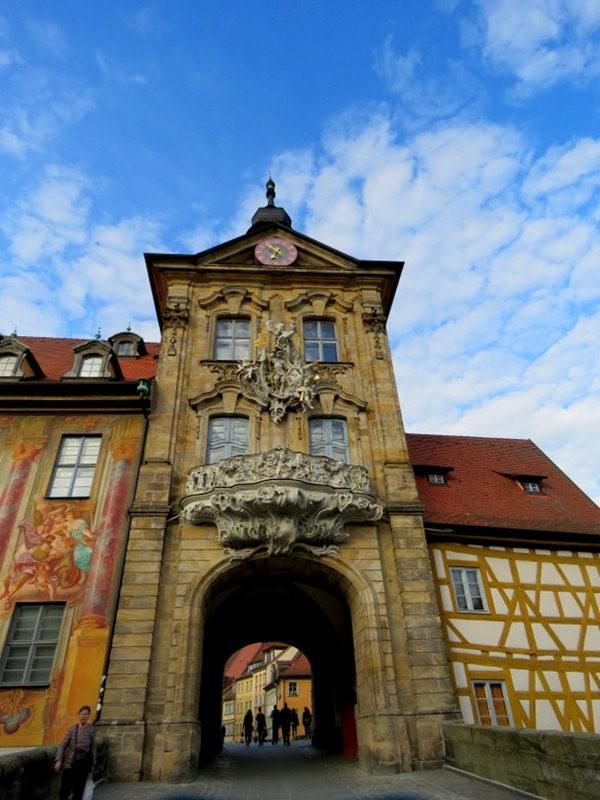 班贝格的旧市政厅-中世纪的珍珠_图1-22