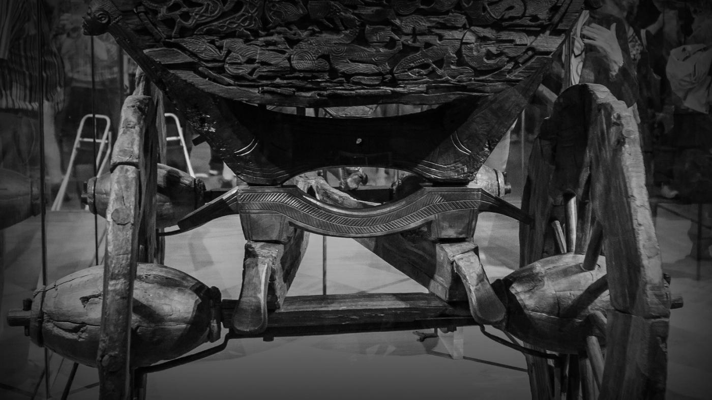 挪威奥斯陆海盗船博物馆,真正超大海盗船_图1-2
