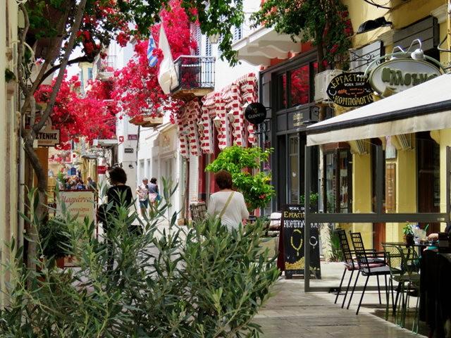 纳天普利--沐浴在花的城镇(希腊)_图1-17