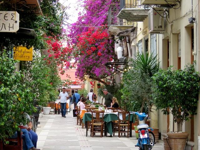 纳天普利--沐浴在花的城镇(希腊)_图1-18