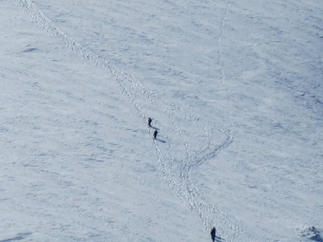 从南针峰.观看阿尔卑斯山全景_图1-15