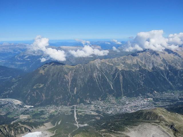 从南针峰.观看阿尔卑斯山全景_图1-18