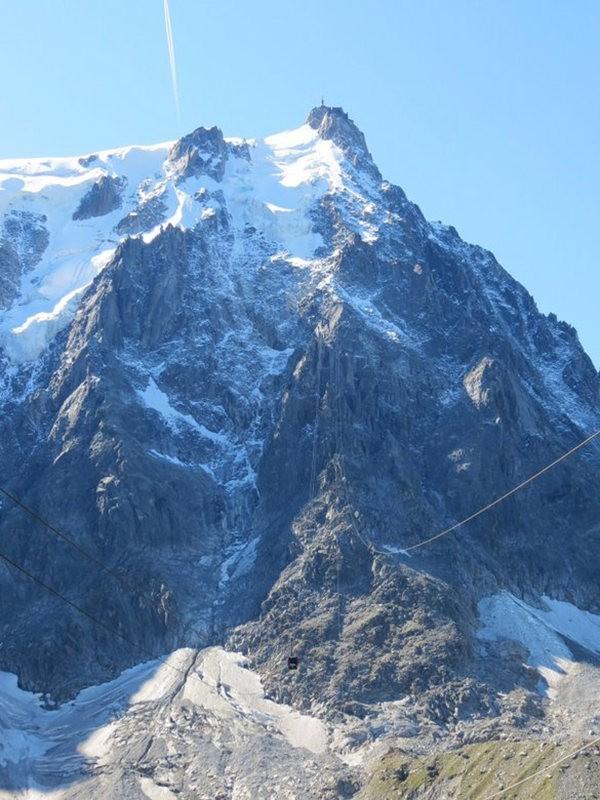 从南针峰.观看阿尔卑斯山全景_图1-19